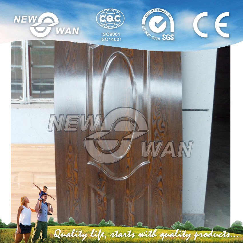 The Best Quality for Melamine Paper Faced MDF Door Skin