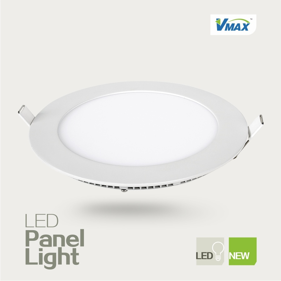 Ultra-Thin Round Surface Mounted LED Ceiling Light Panel Lamps (M-15198)