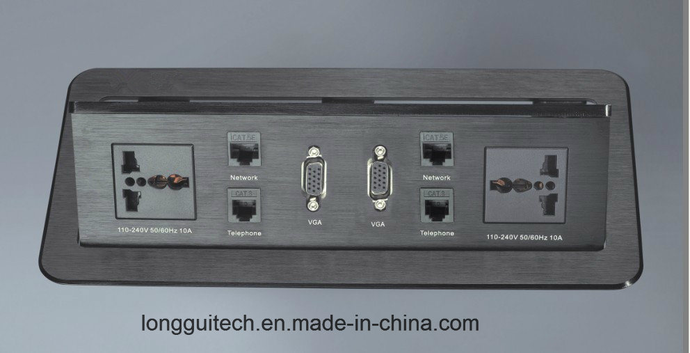 Desktop Socket Pop-up Socket Lgt-305