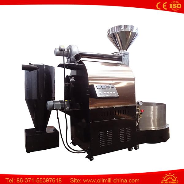 Max Capacity 13kg Per Batch Coffee Roaster Coffee Roasting Machine