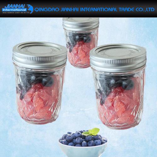 New Design Glass Bottle Beverage Bottle for Pickles and Salad
