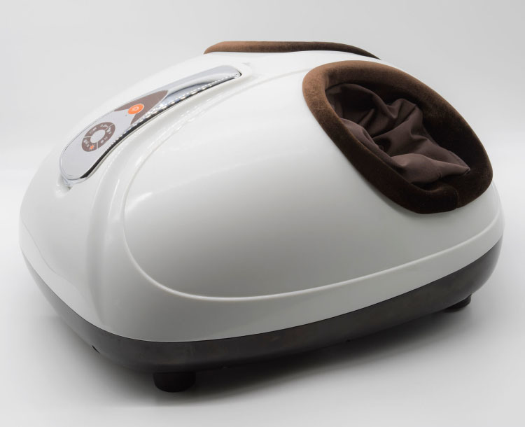 Shiatsu and Heating Air Pressure Roller Electric Leg Massager