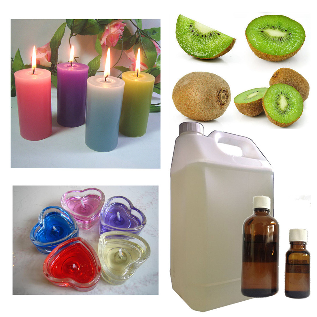 Fresh Kiwi Fragrance Oil for Candle, Candle Fragrance, Craft Candle Fragrance