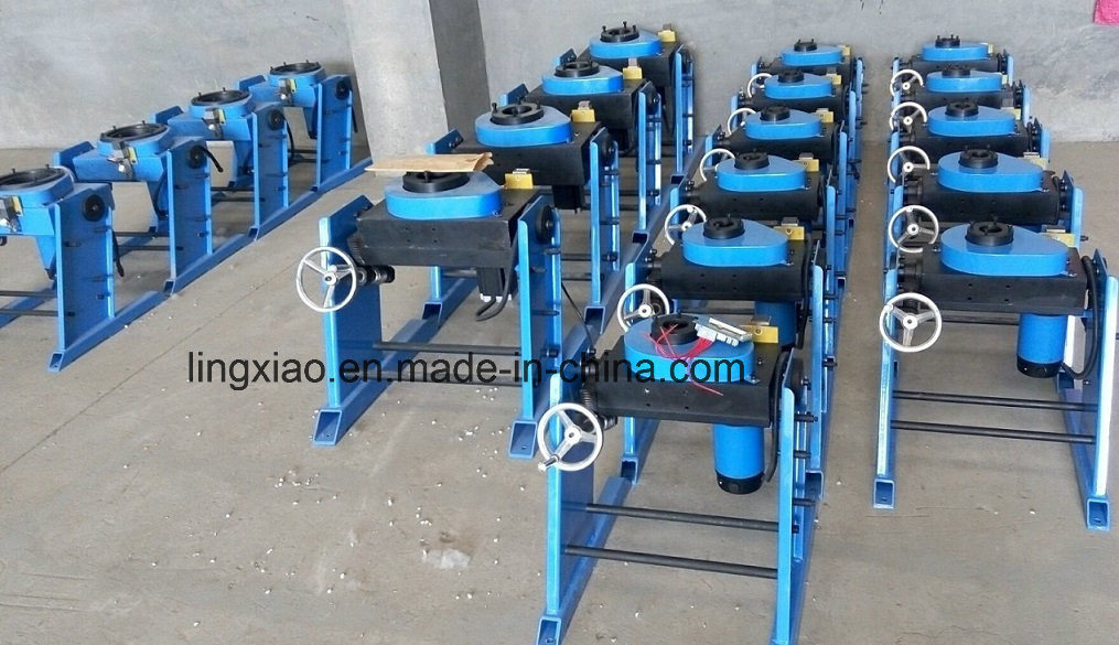 Ce Certified Turning Welding Positioner HD-10/30/50/100/200/300/600 for Girth /Circular Welding
