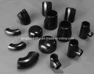 Carbon Steel Butt Weld Pipe Fittings Elbow