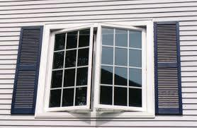 Aluminum Casement Window (Casement Door)