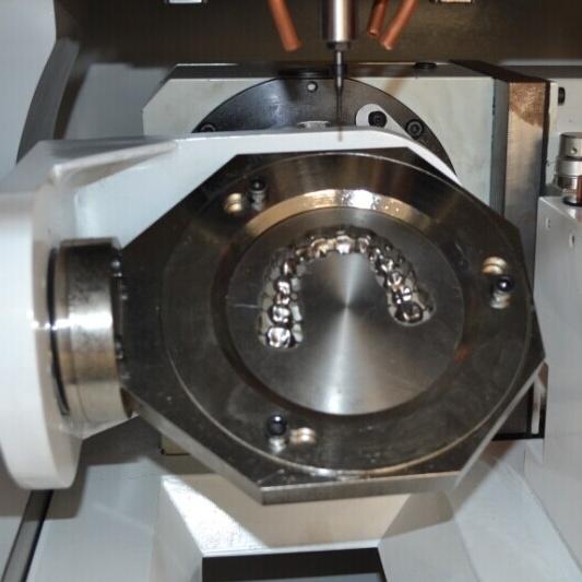 CAD Cam Dental Milling Machine CNC Router