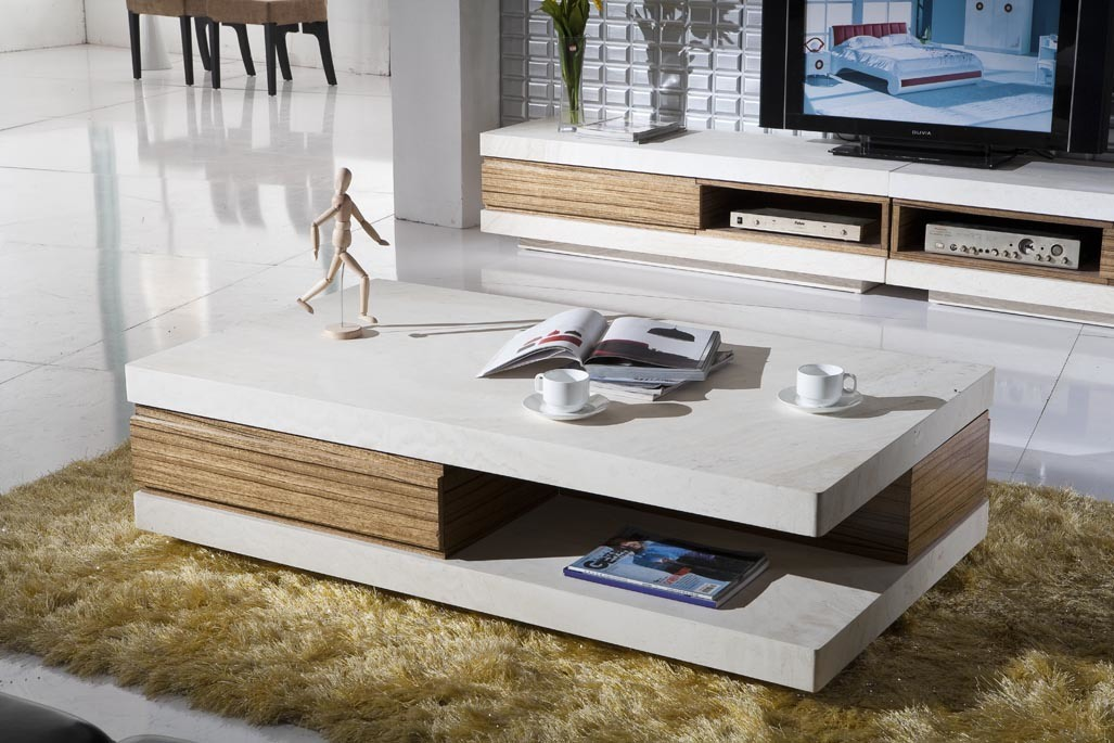 matching coffee table and tv stand
