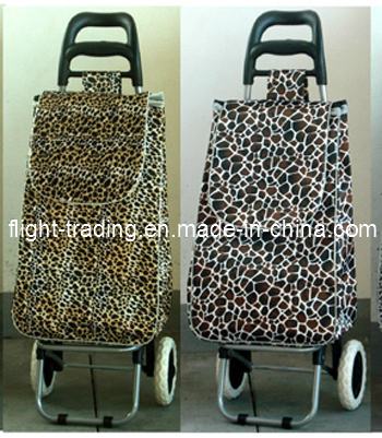 Folding Shopping Trolley Bag (DXT-8330)