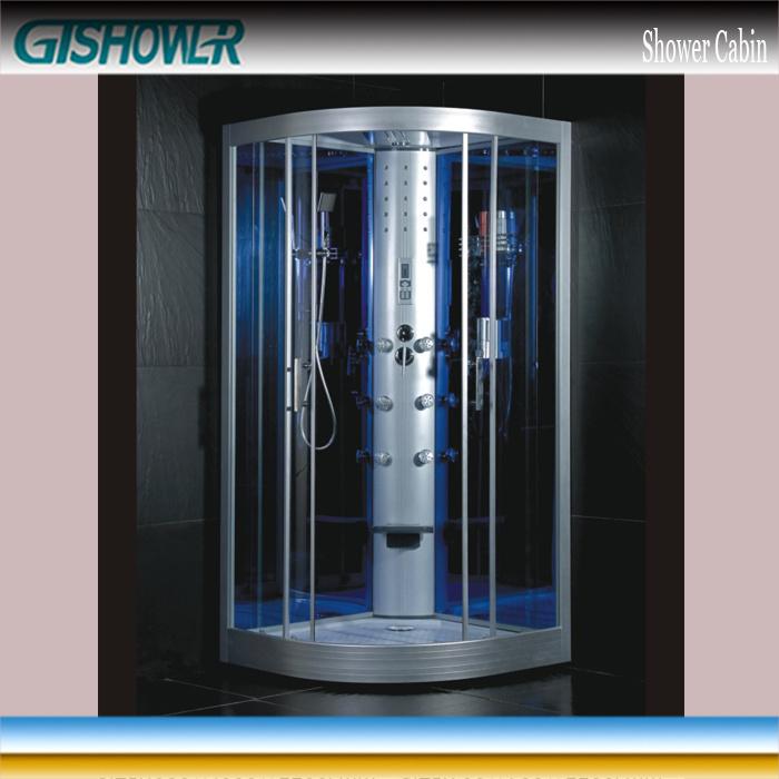Multifunctional Glass Steam Shower Pod (KF-T002)