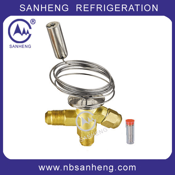 High Quality Stie Thermostatic Expansion Valve for Refrigeration