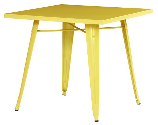 Modern Industrial Restaurant Kitchen Tolix Bar Table for Sale (Fs-D512)