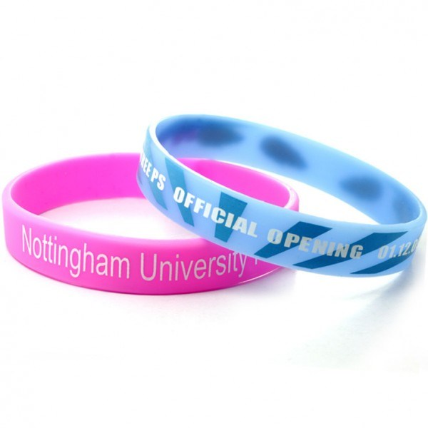 Debossed Wristband, Gift Bracelet, Factory Promotion Gift
