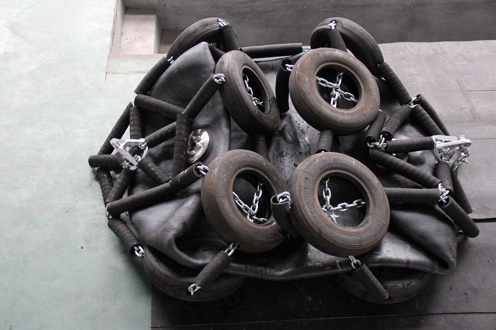 Molded Pneumatic Pneumatic Rubber Fenders