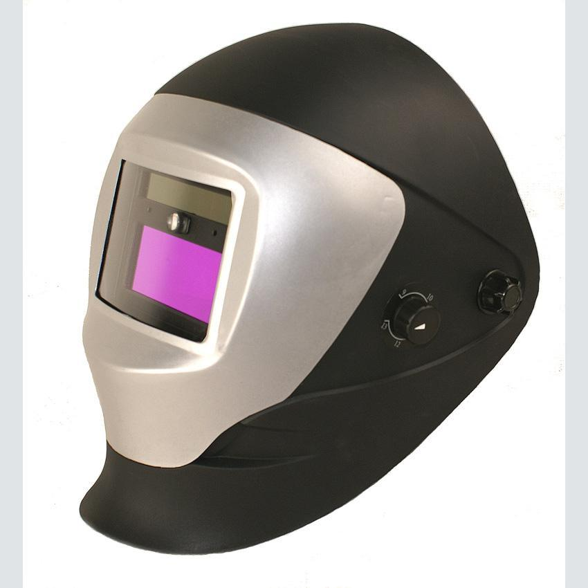 Custom Solar Powered Auto-Darkening Welding Helmet Ce Certification