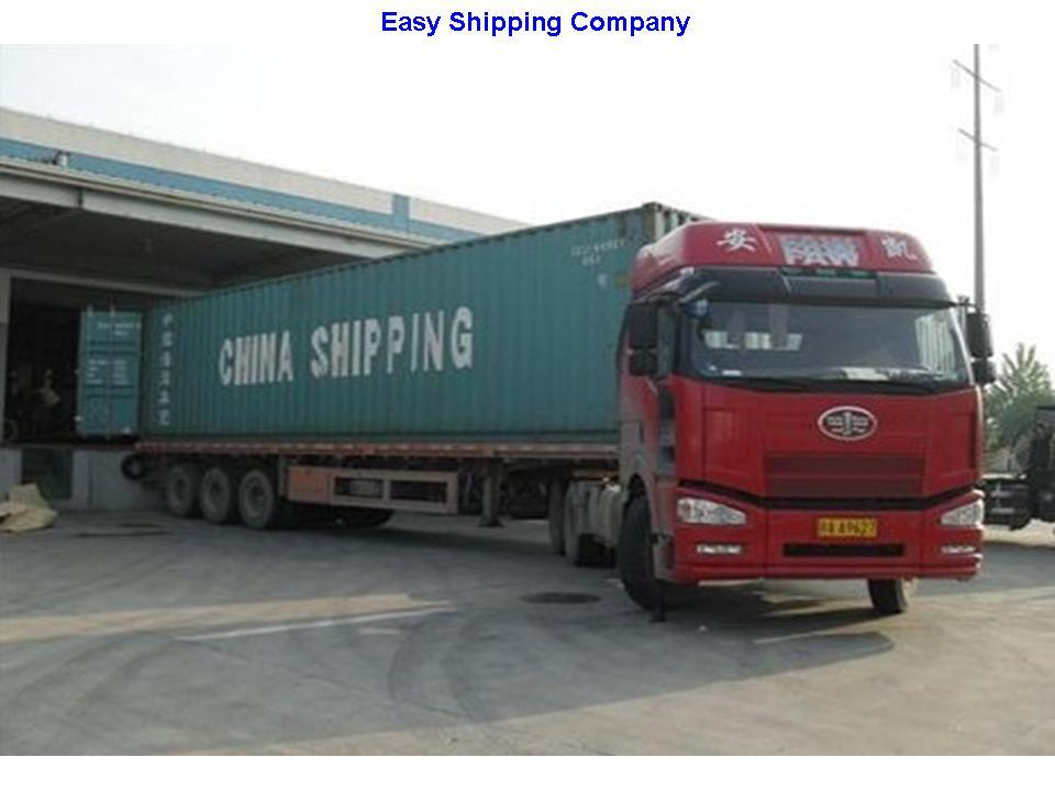 Consolidate Shipping From China to USA