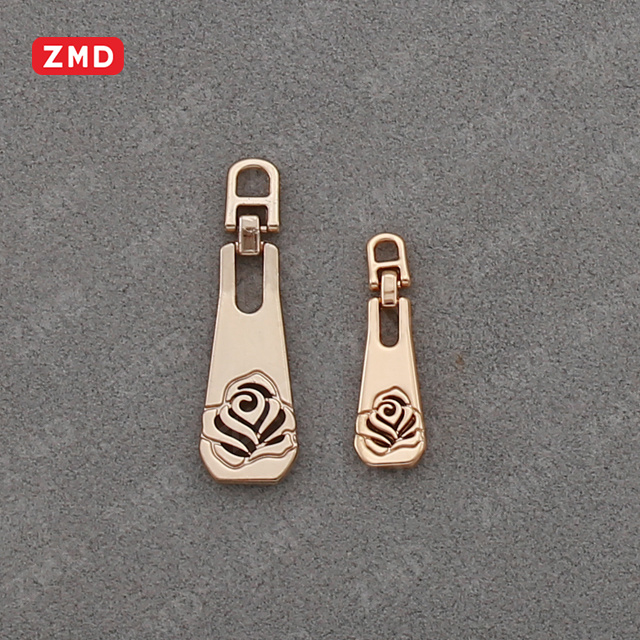 Zinc Alloy Zipper Slider Zipper Puller