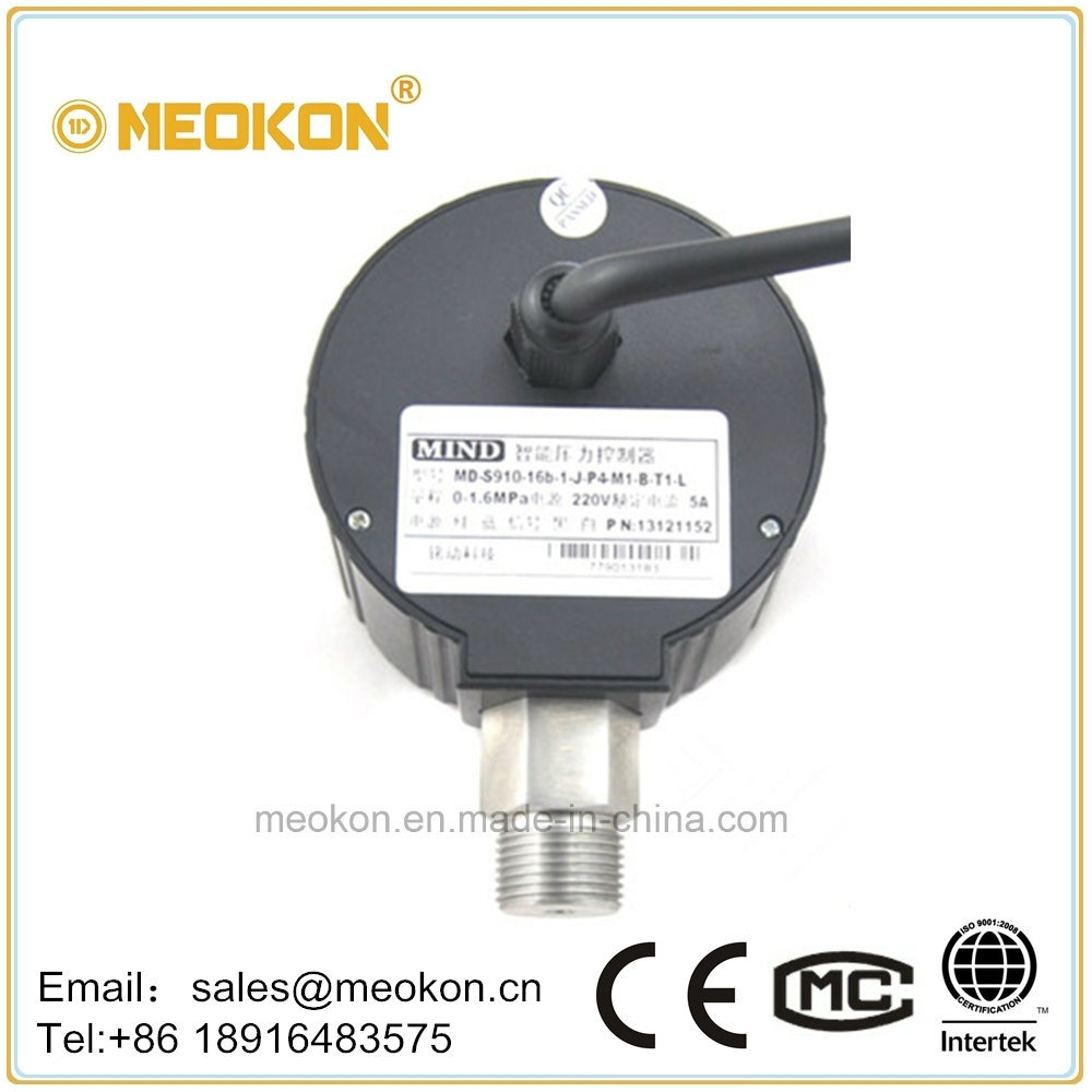 MD-S910 Intelligent Digital Automatic Pressure Switch