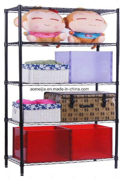 Hot Sale Metal Chrome Wire Flowers Shelf for USA