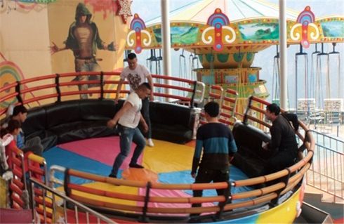 Funny&Happy! ! ! Amusement Rides Theme Park Disco Tagada for Sale! ! Crazy Disco