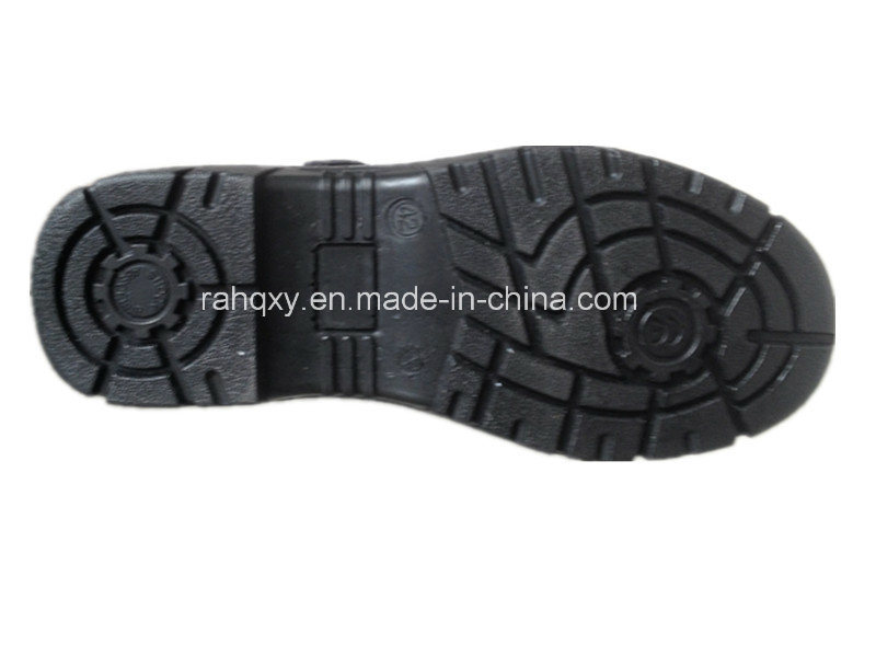 Smooth Leather Sandal Work Shoe (HQ01031)