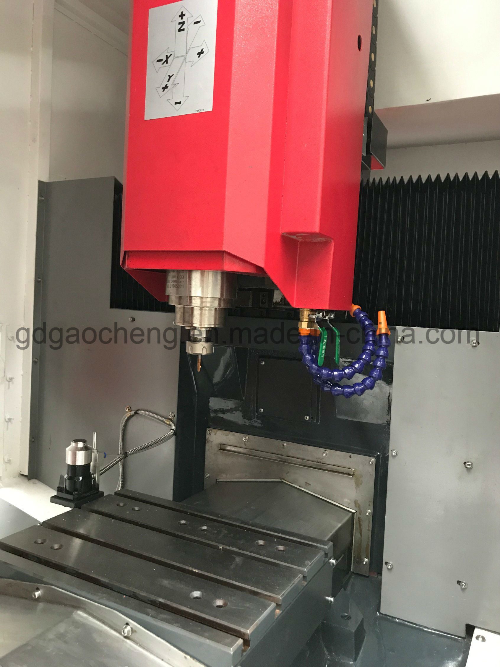 400X300mm Compact Design CNC Milling and Engraving Machine GS-E430