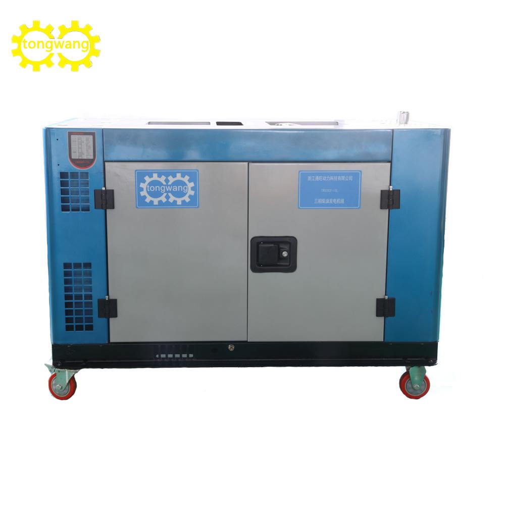 Diesel Electric Generator Genset 10kw Excitation Generating Set