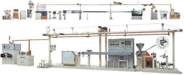 Ce / ISO9001 / 7 Patents Approved Cable Buncher High Speed Stranding Machine