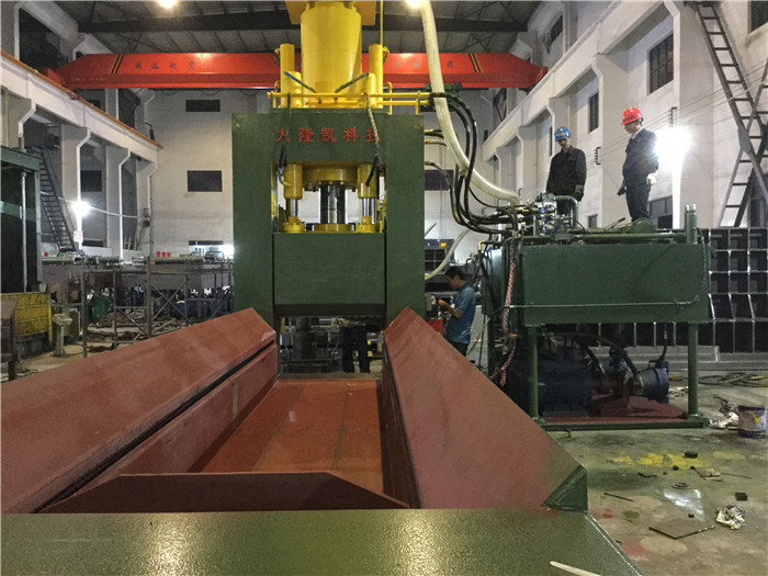 Q91y-1250 Heavy Duty Shear