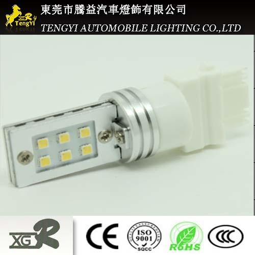 12V 12W LED Car Light Auto Fog Lamp Headlight with H1/H3/H4/H7/H8/H9/H10/H11/H16 Light Socket CREE Xbd Core