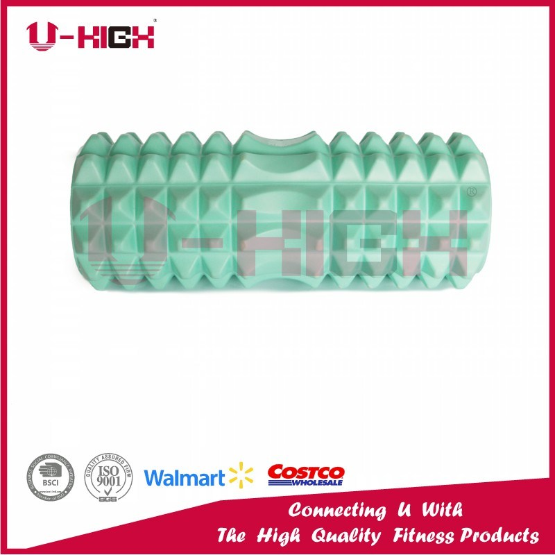 13*33cm High Density Injection Filled EVA Foam Roller
