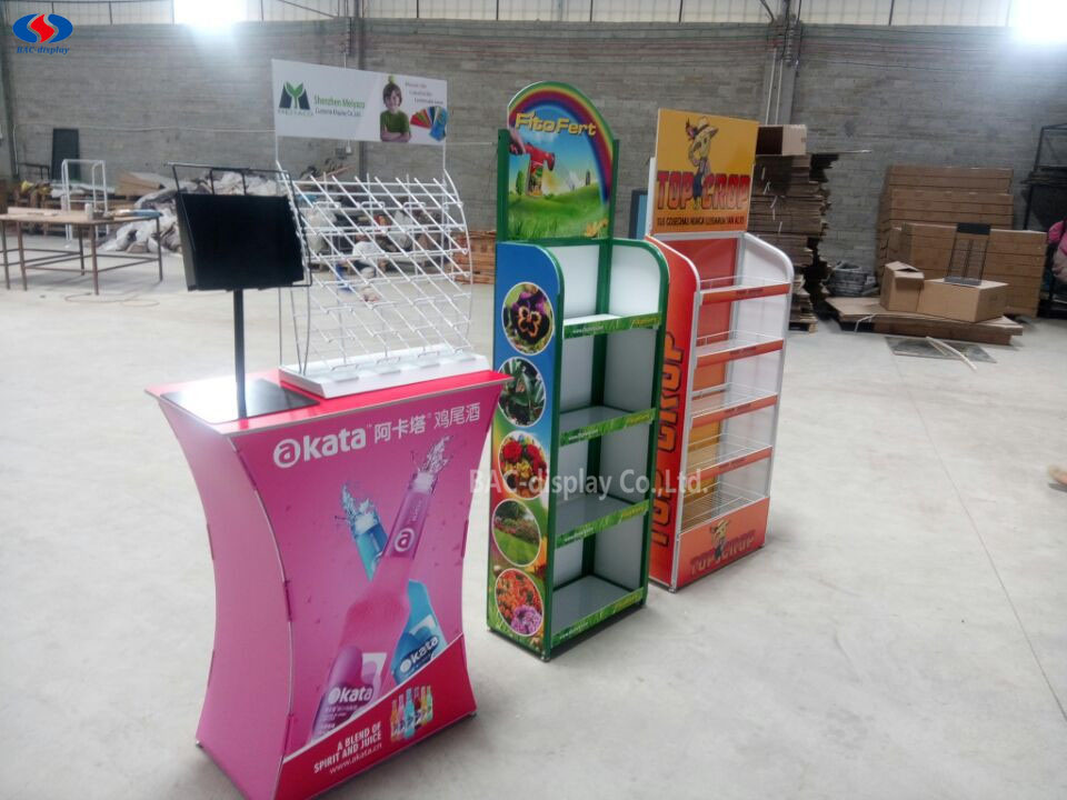 Flower Supplies Display Shelf China Manufacturer Direct Sales