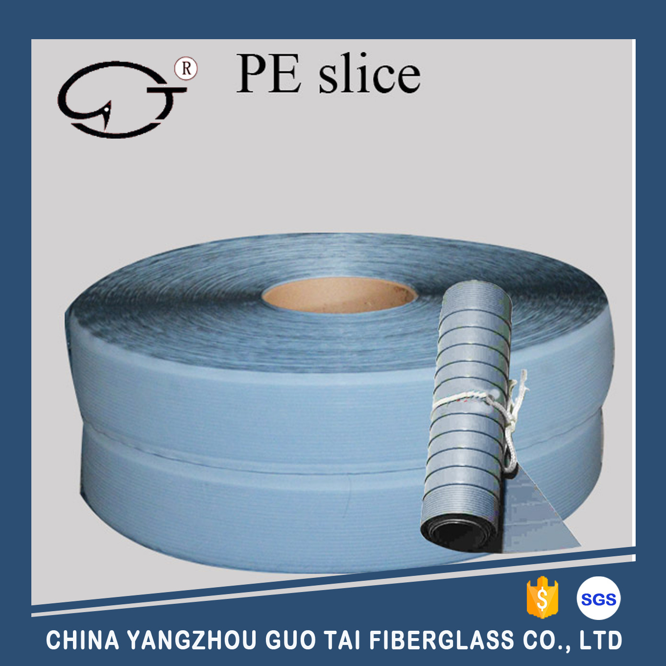 PE Separator Cutting Roll for Lead-Acid Battery