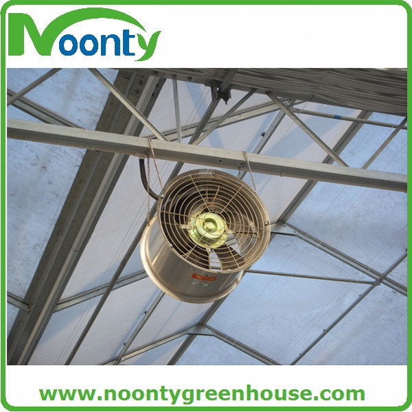 Greenhouse Ventilation Fan Cooling System