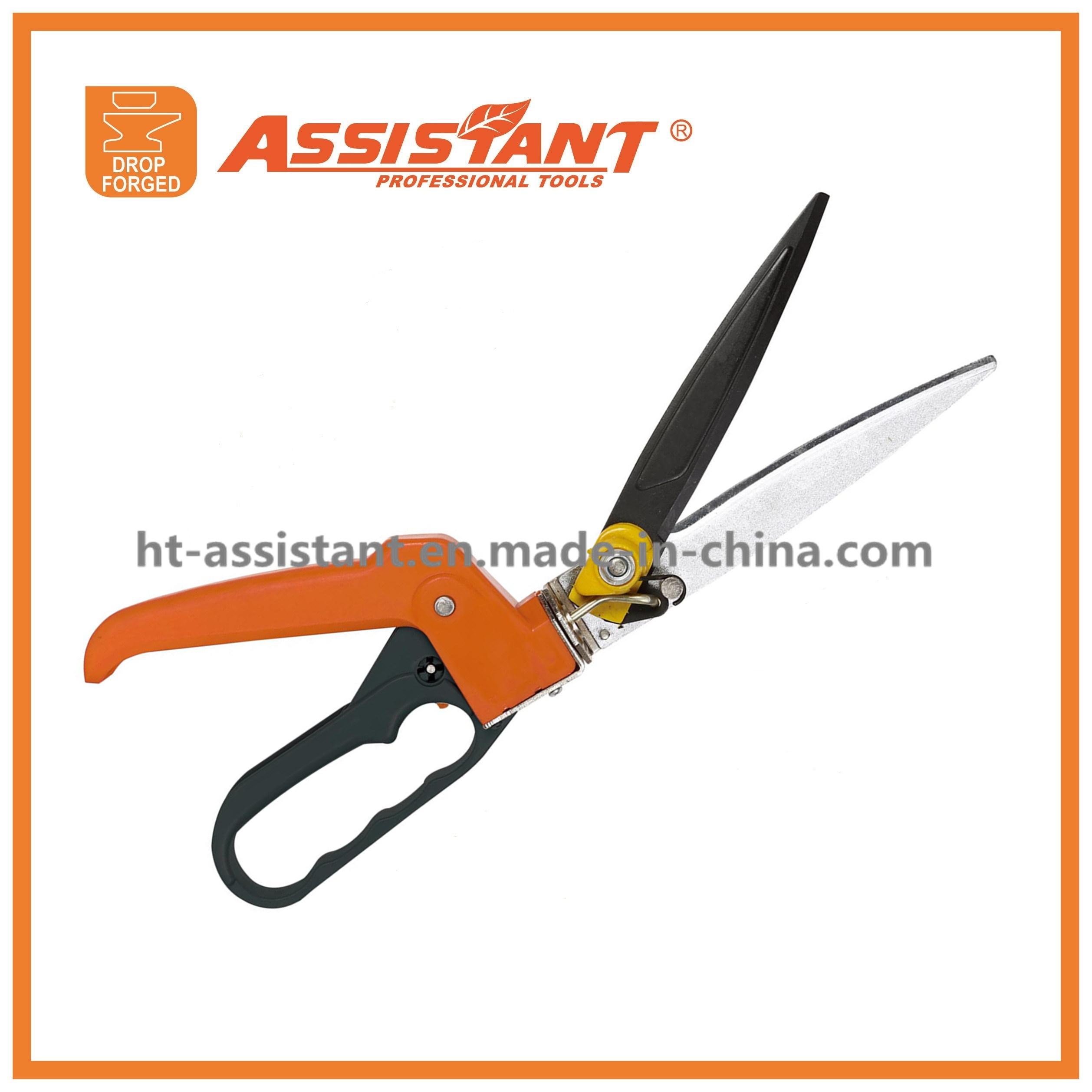 Garden Scissors and Trimmer 360 Degree Grass Swivel Shears
