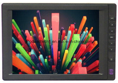 Touch IPS Panel 8 Inch Car LCD Monitor