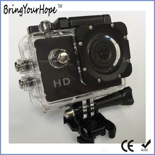 Waterproof 480p Sports Mini Digital Camera (XH-DC-003)