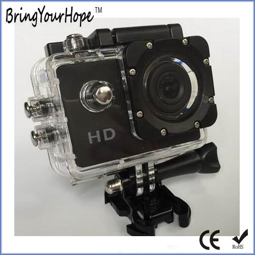Waterproof 720p Sports Mini Digital Camera 16MP (XH-DC-003)
