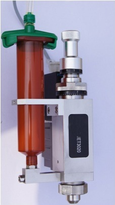 UV Glue and Hot Melt Glue Dispenser Valve Piezoelectric Valve