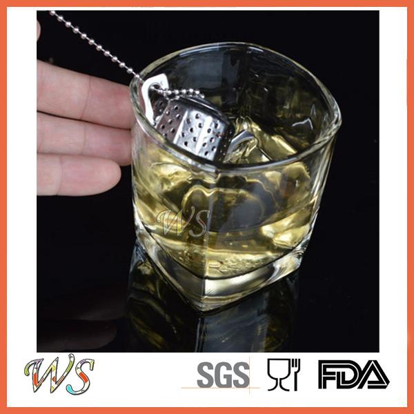 Ws-If024 Tea Infuser Food Grade Stainless Steel Tea Strainer Tea Filter