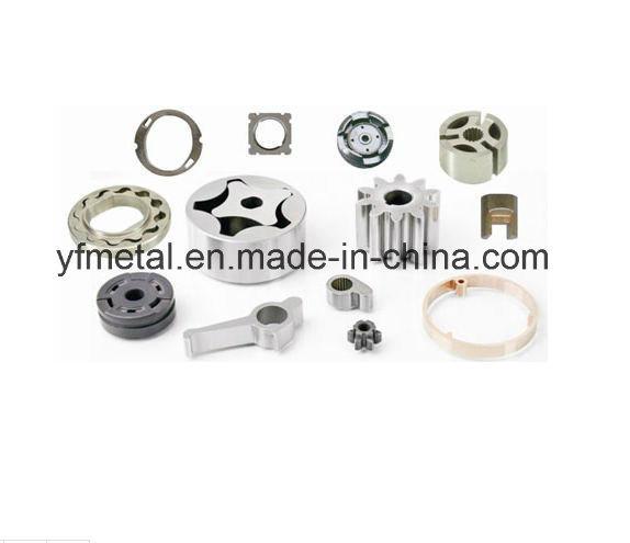 Kinds Sintered Powder Metal Structural Parts