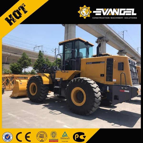 New Appearance XCMG 5 Ton Wheel Loader Zl50gn for Sale