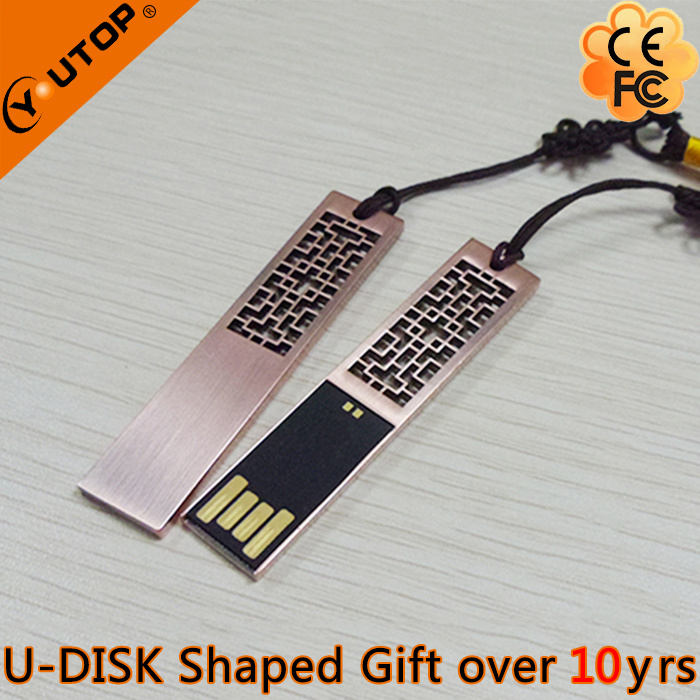 USB Flash Drive for Bookmark Promotion Gift (YT-3294-02)