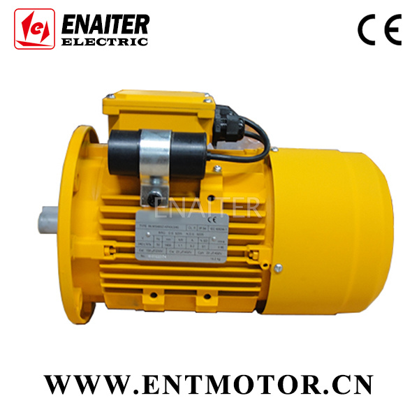 Special Electrical Motor with Three Capacitors