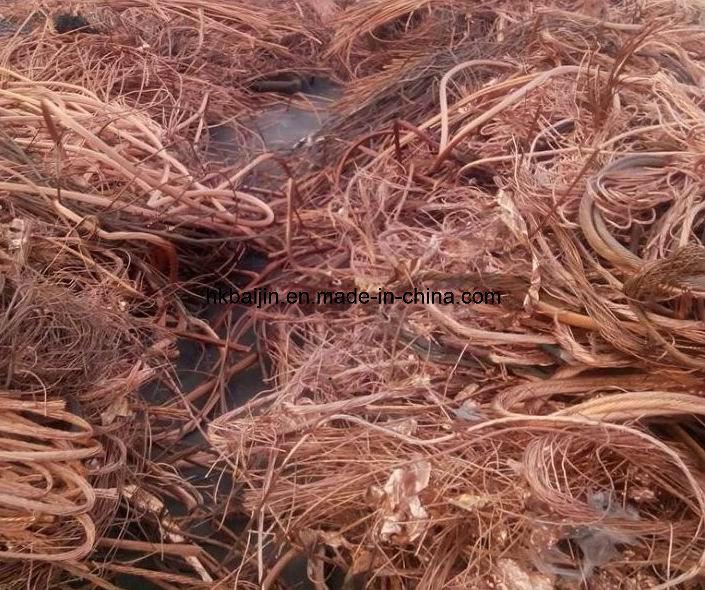 high purity Copper Wire Scrap 99.9% min / Copper Scrap MillBerry