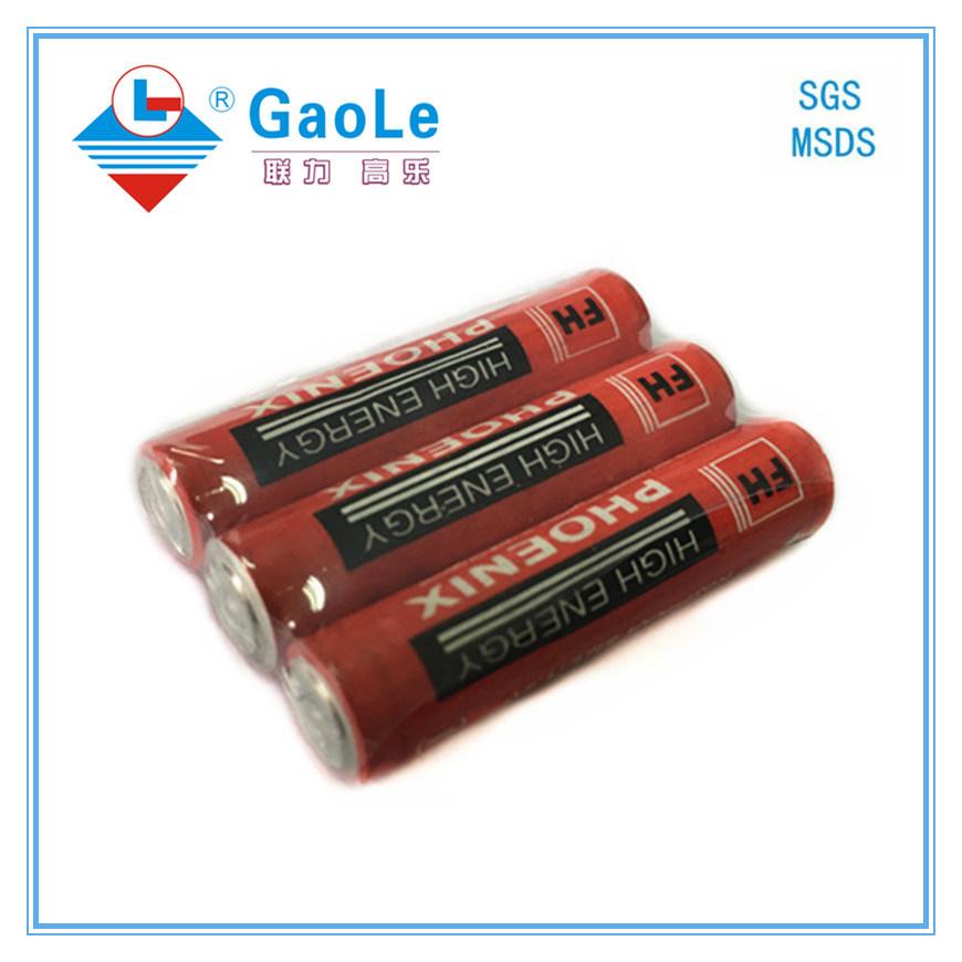 AAA 1.5V Super Heavy Duty Dry Battery (R03P)