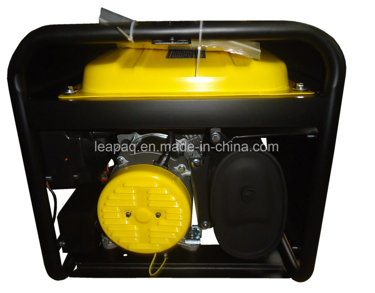 2.5kw Recoil Start P-Type Portable Gasoline Generator