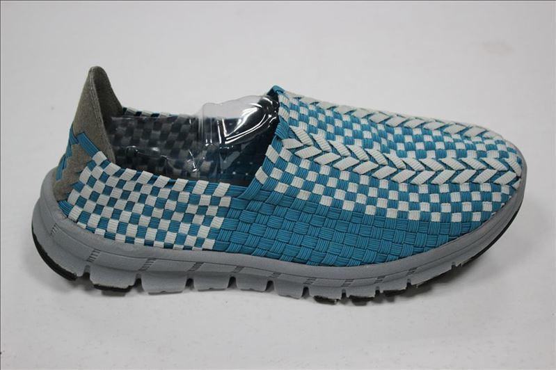 Woven Street Shoe for Men Footware