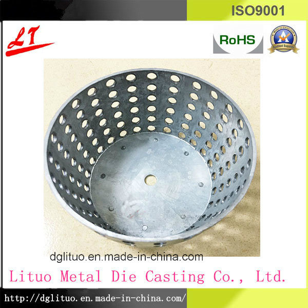 Aluminum Alloy Die Casting LED Lighting Lamp Housing Parts