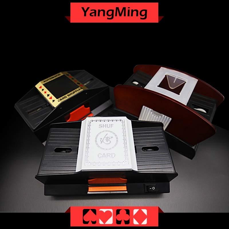 Casino Automatic Poker Card Shuffler (YM-CS03)